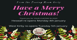 Wishing All Our Customers A Very Happy Christmas and New Year