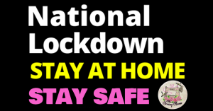 Shops Closed due to National Lockdown